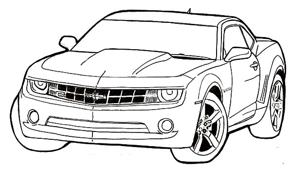 600x347 Beautiful Car Free Coloring Page Cars Coloring Pages