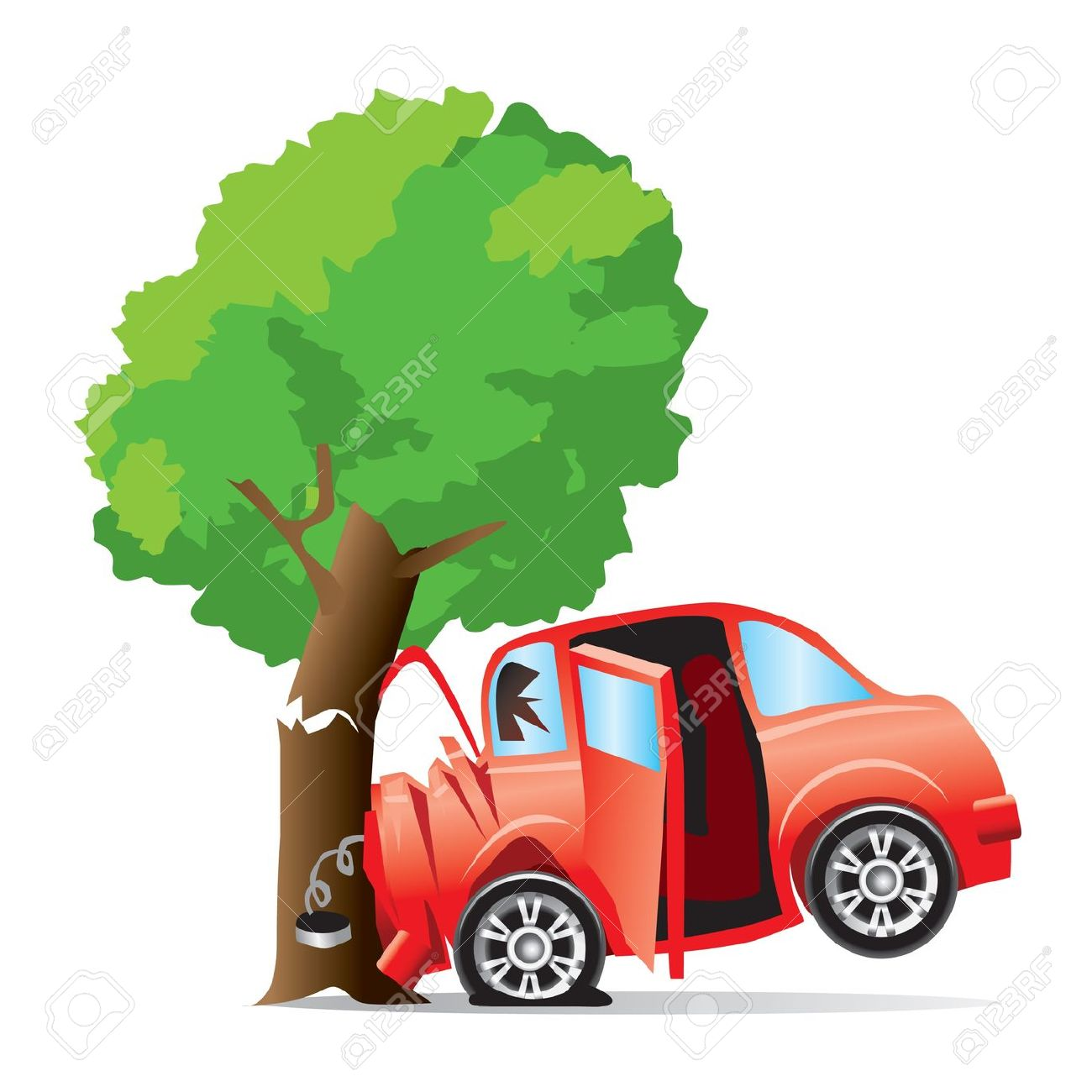 1300x1300 Car Crash Clipart Many Interesting Cliparts