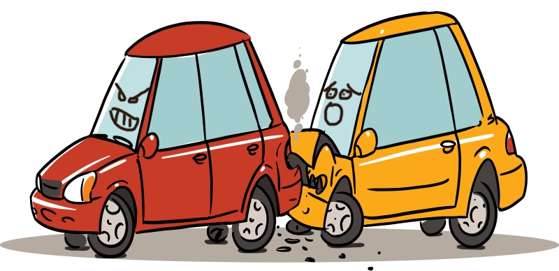 800x388 Top 10 Car Accident Cartoon Images