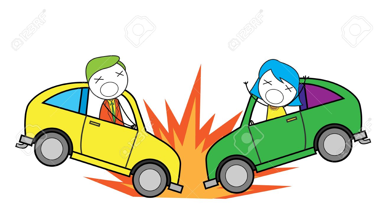 1300x722 Wreck Clipart Car Collision