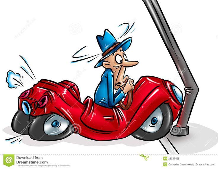 Car Crash Clipart