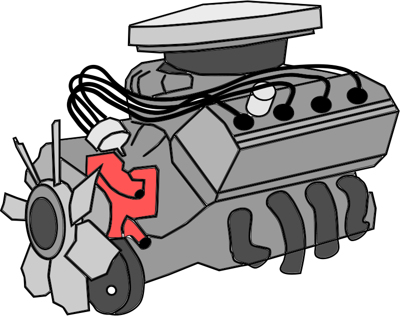800x633 Engine Clipart Aaph