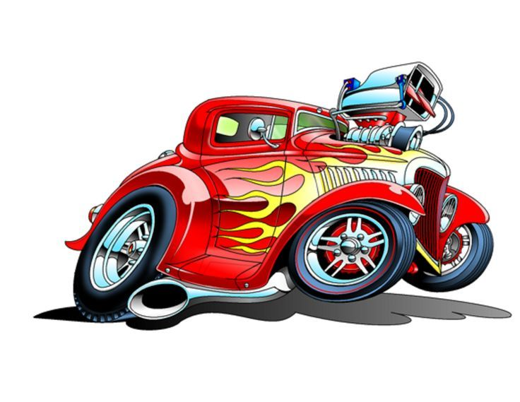 736x569 314 Best Cartoon Cars, Motorbikes And Trucks Images