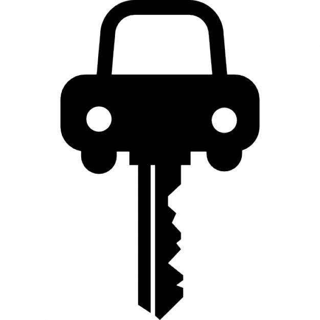626x626 Car Key Icons Free Download