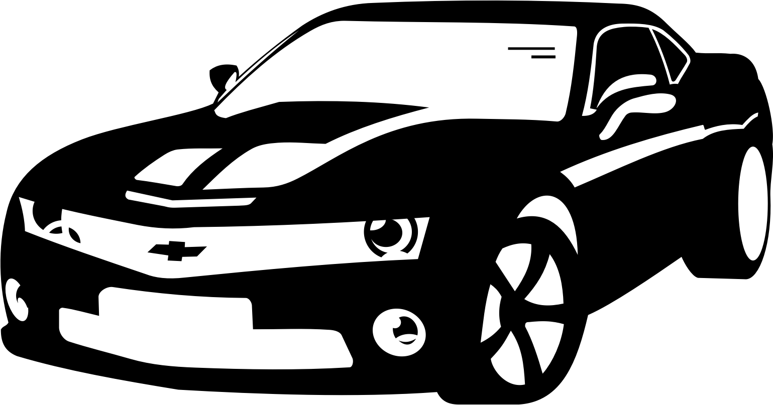 Car Silhouette Clipart Free Download Best Car Silhouette