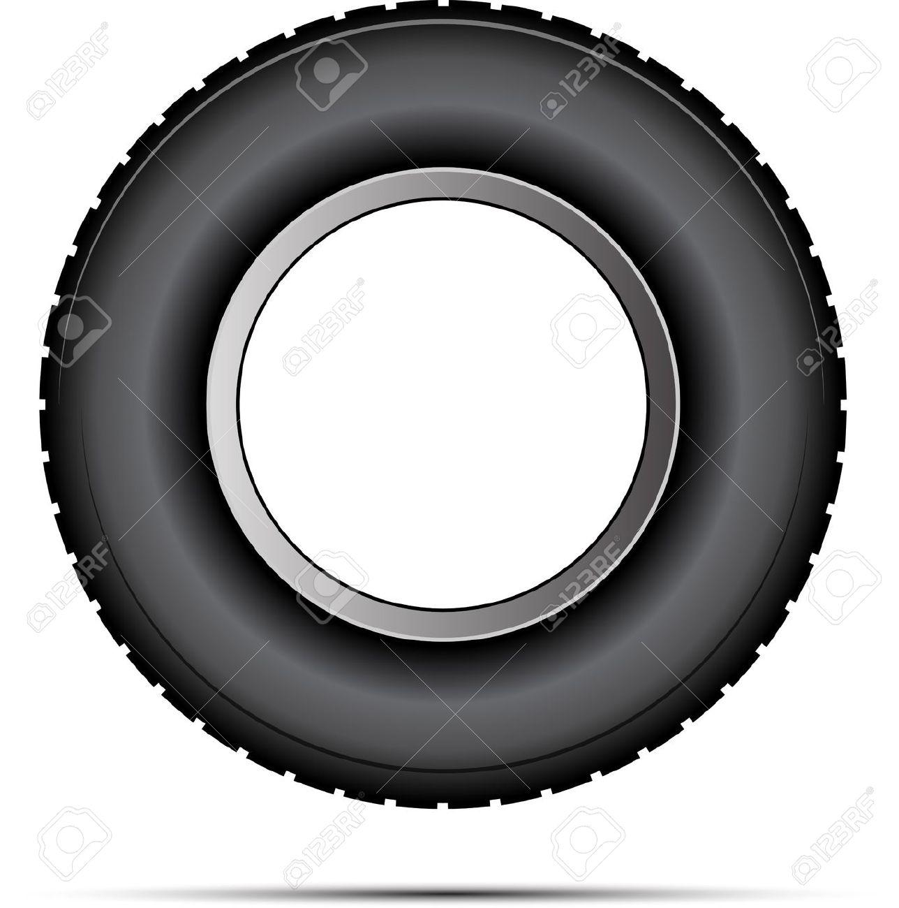 1288x1300 Tires Clipart Vector