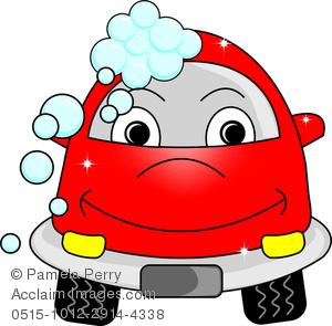 Car Wash Cartoon Images