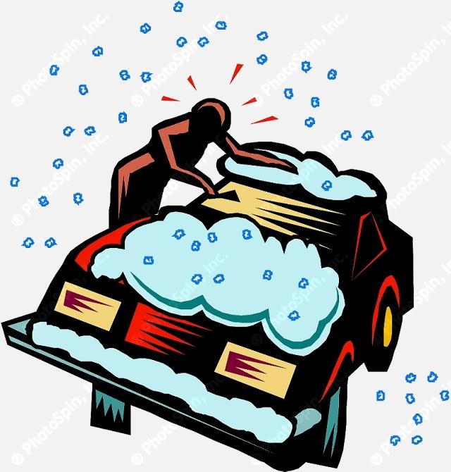 640x670 Car Wash Cartoon Pictures Clipart
