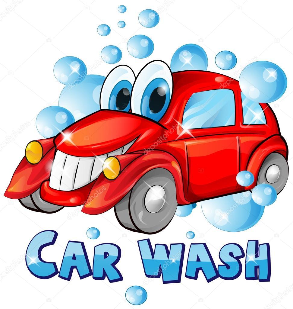 972x1023 Car Wash Cartoon Stock Vector Doom.ko