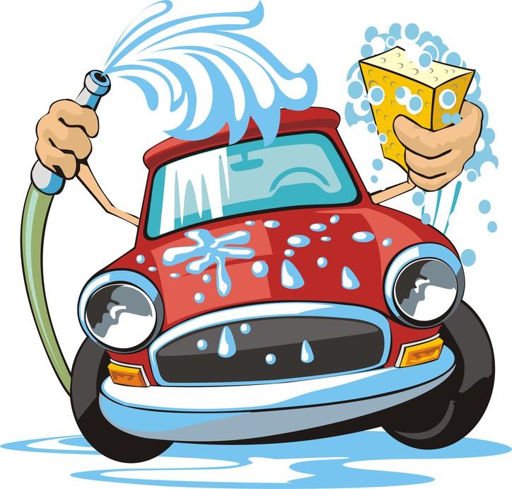 724x691 Car Wash Clipart Png