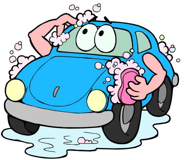 600x523 Car Wash Clipart