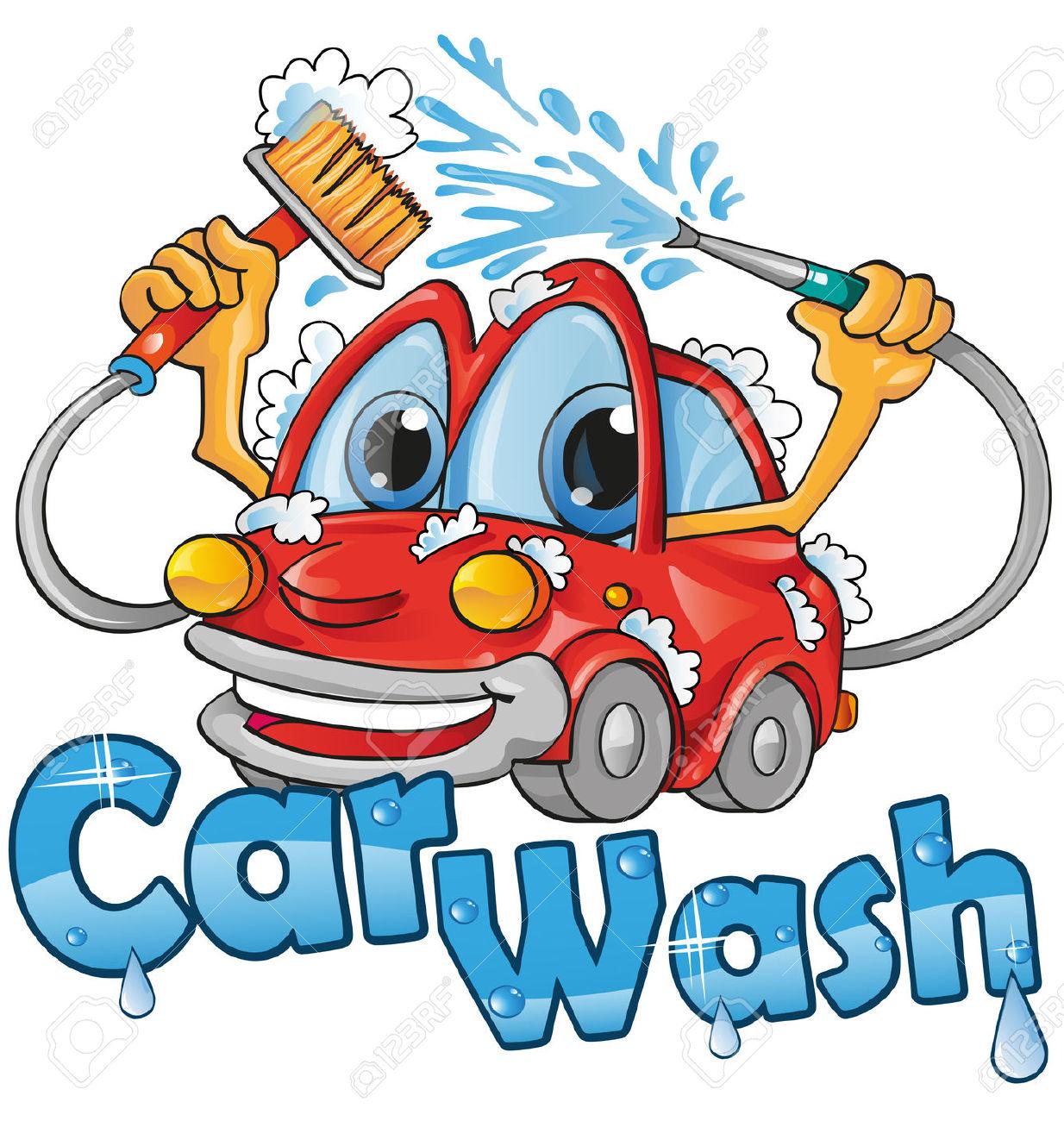1234x1300 Car In Automatic Car Wash Clipart