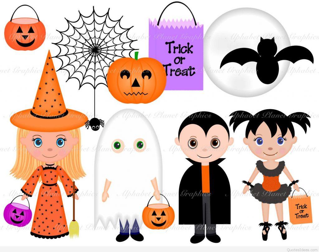 1024x810 Uncategorized ~ Halloween Clip Art Images Free Clipart