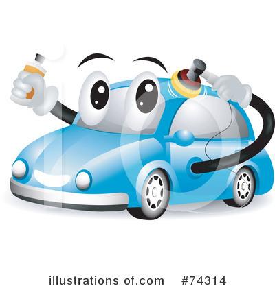 400x420 Y424syno Cartoon Car Wash Clip Art