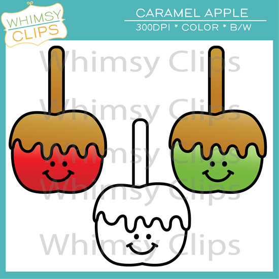 550x550 Caramel Apple Clipart, Explore Pictures