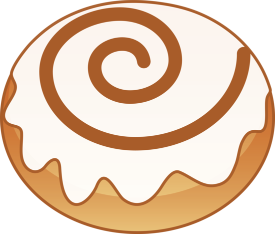 550x467 Sweet Cinnamon Roll