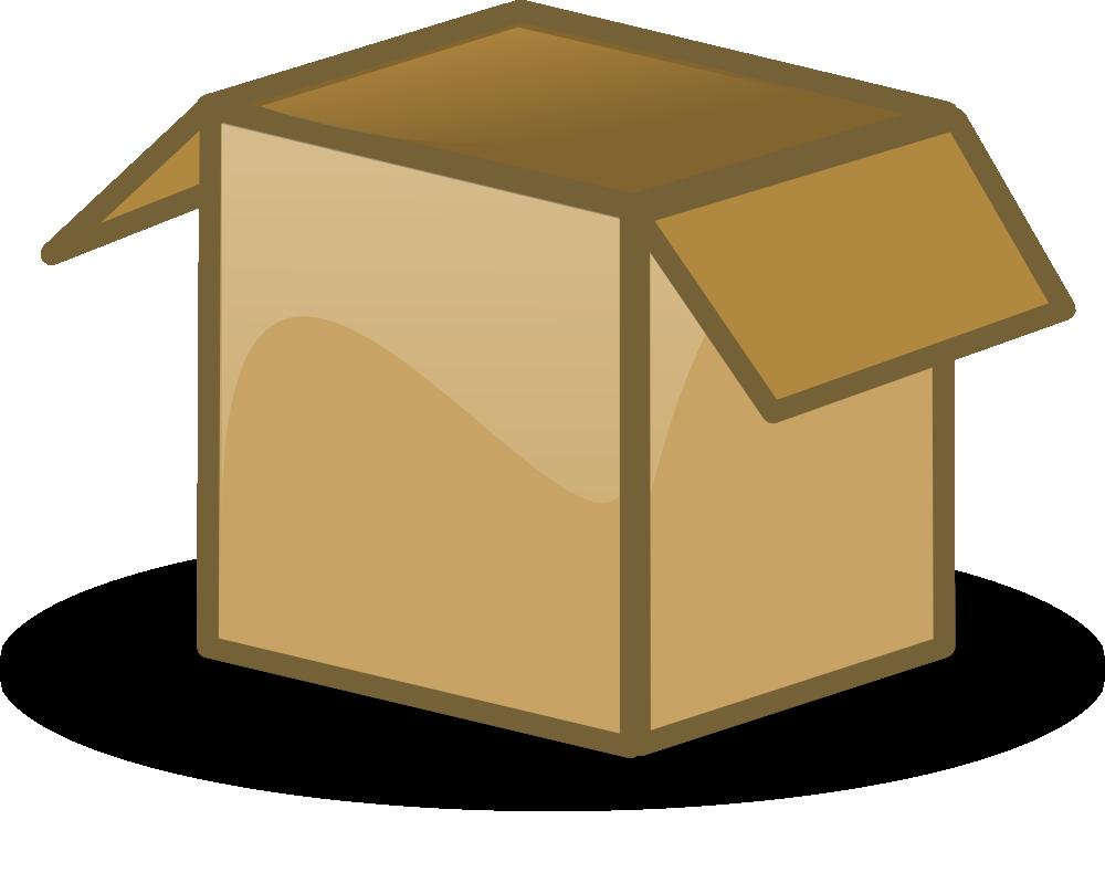 1000x799 Cardboard Box Cardboard Clip Art Clipartfest