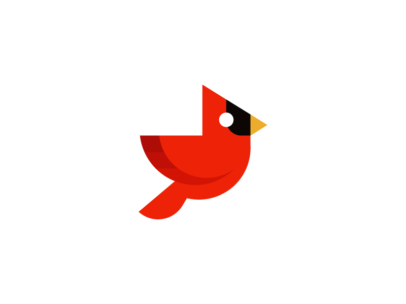 800x600 Cardinal Bird Logo Design Bird Logos, Logos And Visual