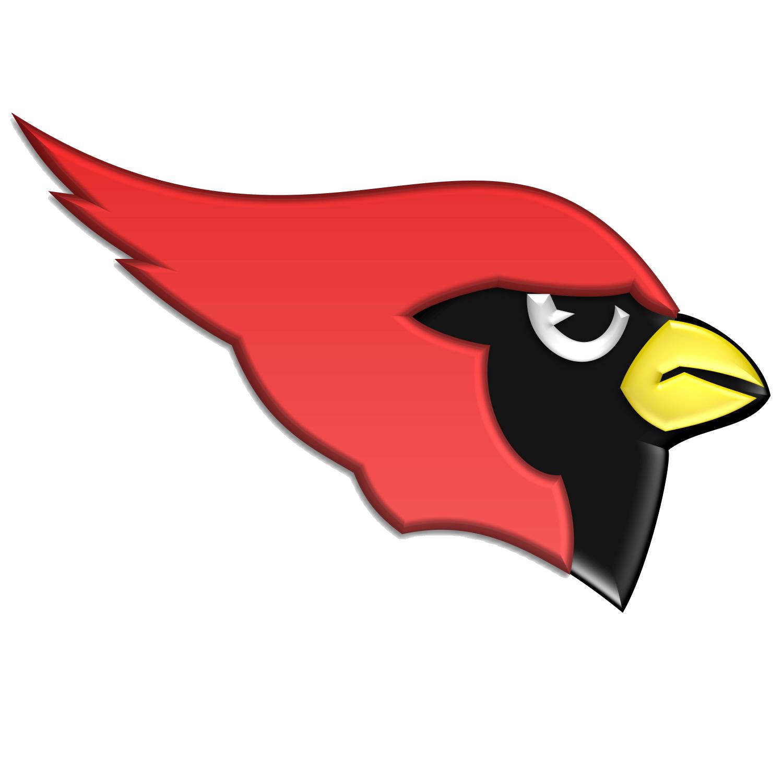 1500x1500 Cardinal Clipart Logo