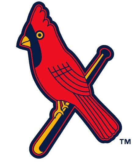 439x545 204 Best St. Louis Cardinals Logos Images Baseball
