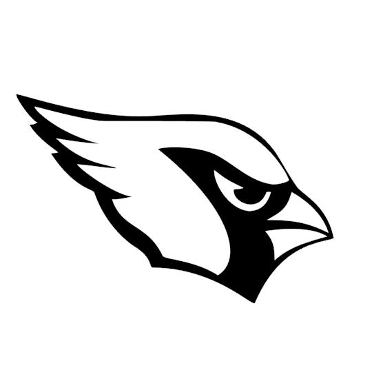 540x540 3d Cardinal Logo Mascot Cgtrader
