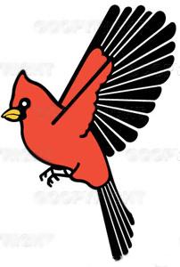 202x300 Cardinal Clip Art Free Clipart Images 2