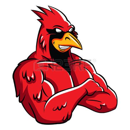 450x450 482 Cartoon Cardinal Stock Vector Illustration And Royalty Free