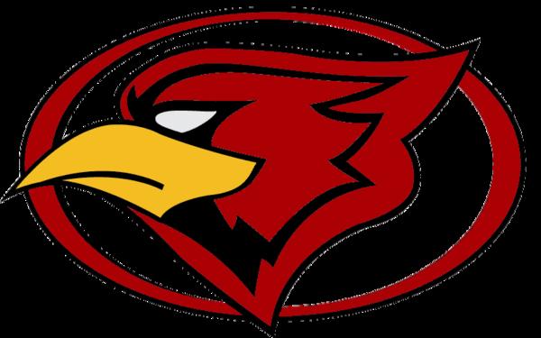 600x375 Cardinal Logo Cut Free Images