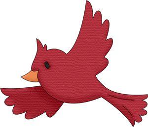 300x259 Brds Clipart Cardinal