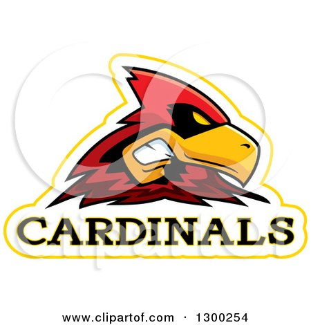 450x470 Royalty Free (Rf) Clipart Of Cardinals, Illustrations, Vector