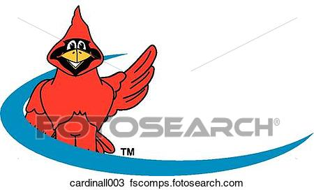 450x272 Drawing Of Cardinal Logo Design Graphic 3 Cardinall003