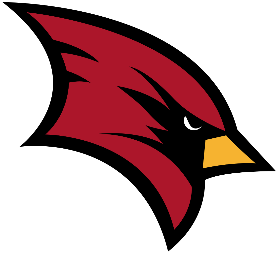 1123x1024 Filesaginaw Valley State Cardinals Logo.svg
