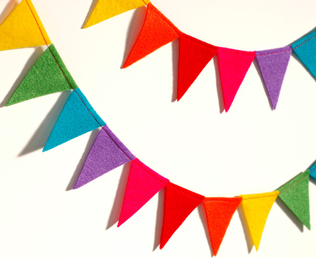 1030x841 Carnival Clipart Flag Bunting