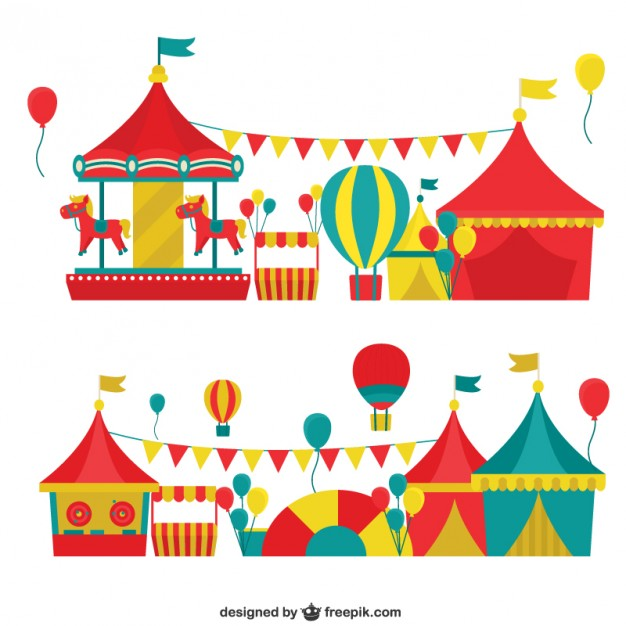 626x626 Carnival Pack Vector Free Download