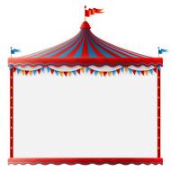 190x190 Carneval Clipart Border