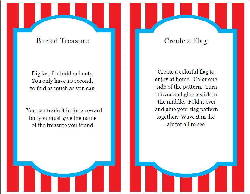 824x641 Throw An Educational Carnival Party Games, Printables, Food