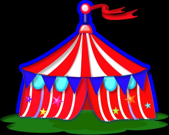 568x456 County Fair Clip Art Borders Summer Clipart Funfair