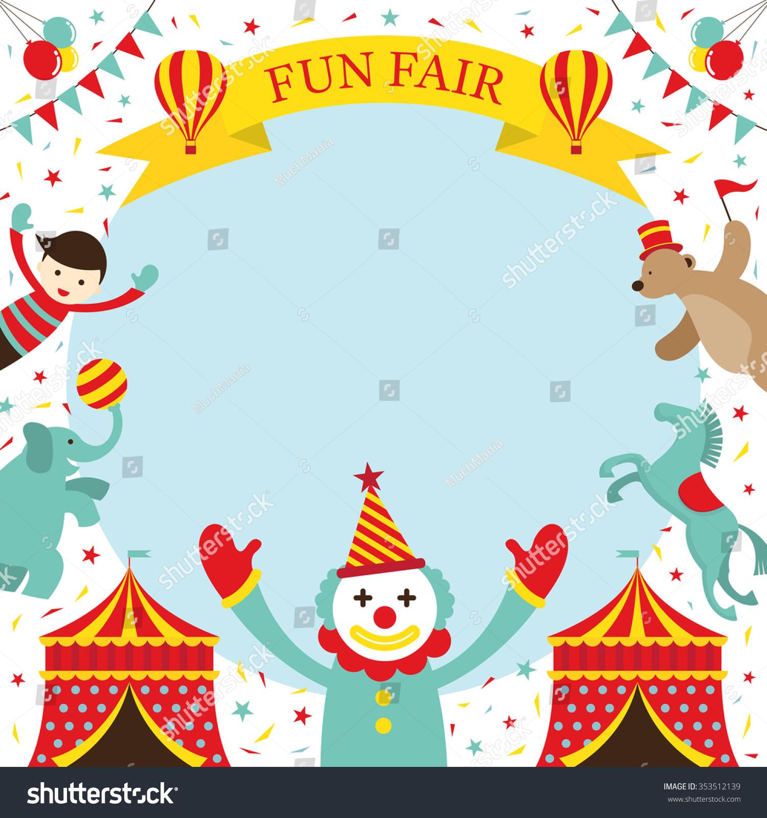 1500x1600 Carnival Clipart Fun Fair