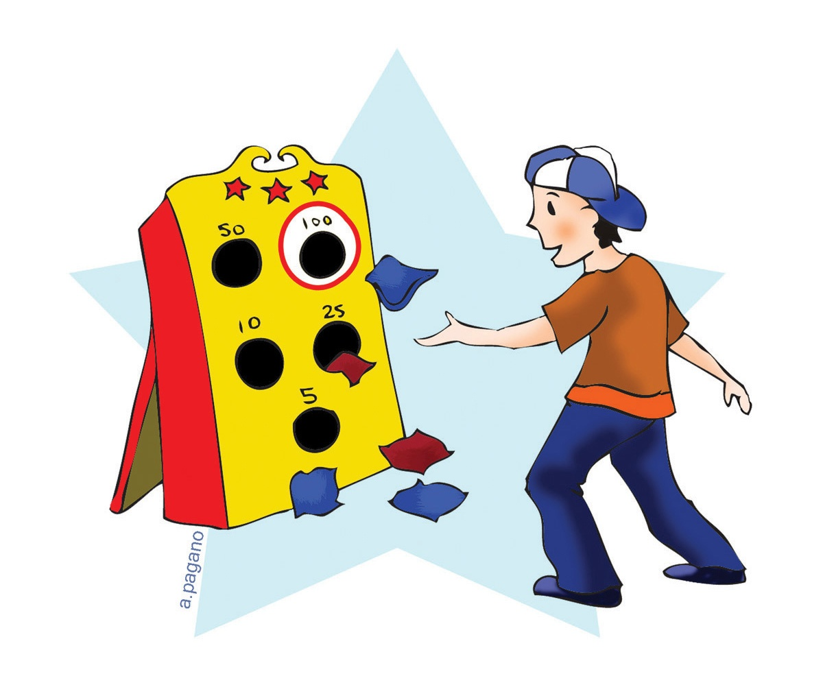 1200x999 Carnival Games Clipart Kid