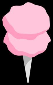 183x296 Cotton Candy Clip Art