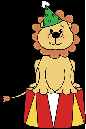 302x450 Carnival Clipart Lion