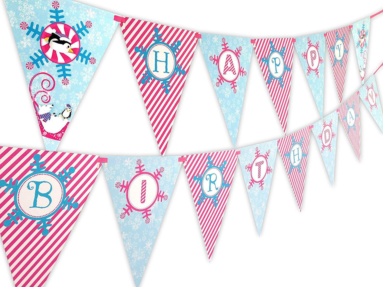 1500x1125 Circus Carnival Happy Birthday Banner Pennant