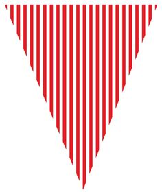 236x280 Pennant Banner Black Chevron, Pennant Banners And Banners