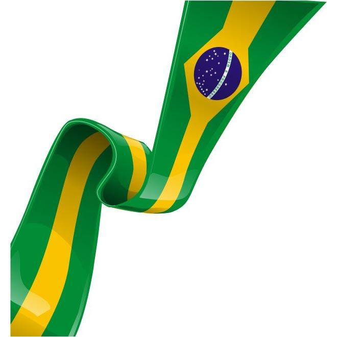 660x660 Free Vector Happy Brazil Carnival Flag Background Httpwww