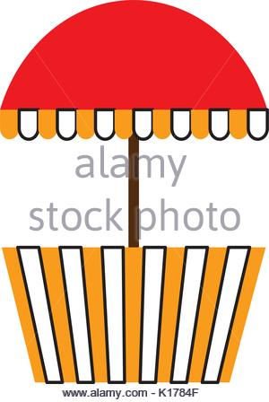 300x448 Street Food Cart Illustration Stock Vector Art Amp Illustration