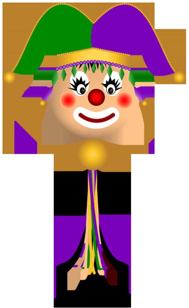 640x1041 45 Free Mardi Gras Clip Art