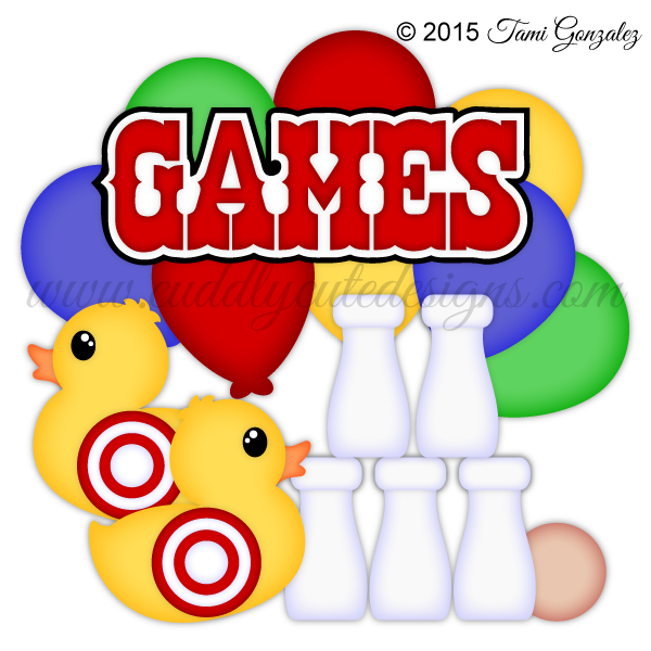 600x600 Carnival Gamescarnival Fun Games