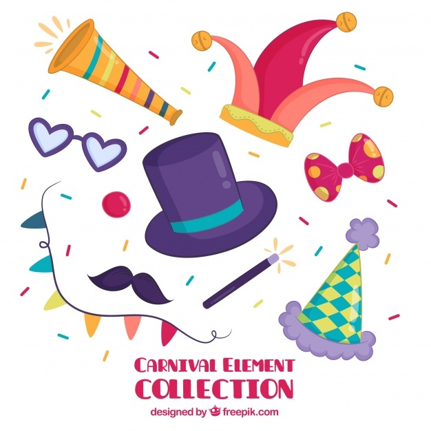 626x626 Carnival Elements Vectors, Photos And Psd Files Free Download