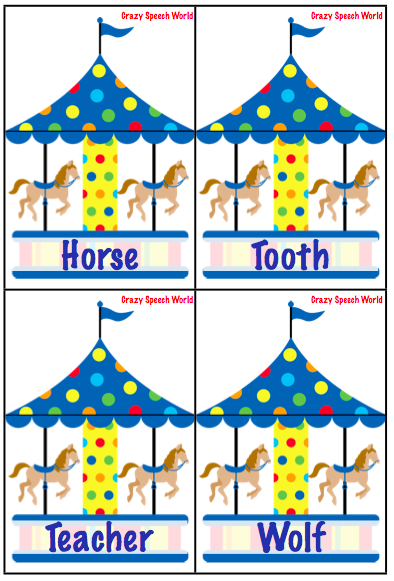 394x581 Carnival Games For Grammar Amp Vocabulary