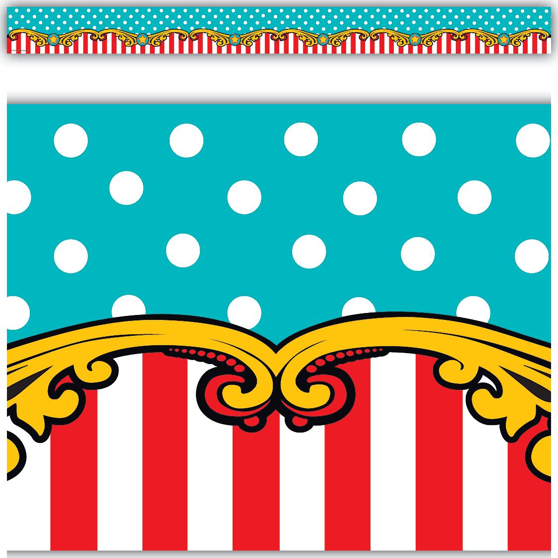 1125x1125 Carnival Literary Genres Mini Bulletin Board